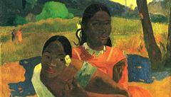Gauguin, Cézanne, Picasso. 10 nejdražších obrazů světa