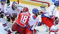 Češi vyzráli na Rusko i podruhé, drama rozhodl v závěru Svačina