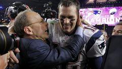 Vítězům NFL pomohl k postupu do Super Bowlu podvod, tvrdí zpráva