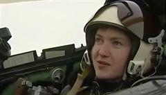 Europoslanci volají po záchraně Savčenkové. Ukrajinka hladoví už 56 dní