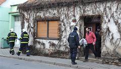 Policie vyšetřuje nález ostatků v možné varně pervitinu na Břeclavsku.