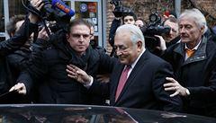Strauss-Kahnův soud končí, čelí už jen jedné z původních pěti žalob
