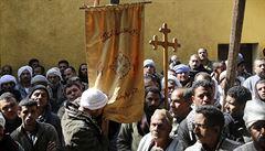 Egypt vyzval koalici proti Islámskému státu, aby udeřila v Libyi