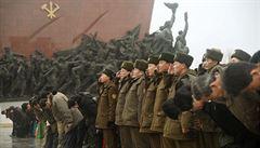 Produkty 'made in China' vyrábí často Severokorejci, peníze jdou Kimovu režimu