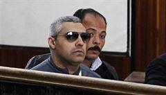 Po více než roce propustil Egypt vězněného novináře Al-Džazíry