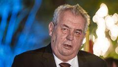 Česká televize není objektivní, je pod vlivem TOP 09, tvrdí Zeman