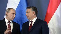 Orbánovi se sype plán na projekt s Rosatomem. EU ho může zablokovat