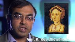 Vědci díky počítači zřejmě objevili portrét druhé ženy Jindřicha VIII.