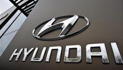 Hyundai svolává v USA a Kanadě do servisů přes čtvrt milionu aut