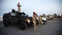 Na východě Libye zabíjely bomby, zahynuly desítky lidí