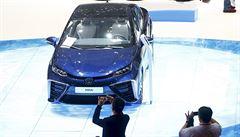 Toyota a Mazda jednají o spolupráci na vodíkovém pohonu