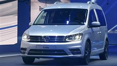 Volkswagen v Polsku zaměstná 900 nových pracovníků. Díky novému Caddy