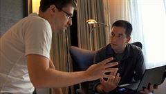 Se Snowdenem v posteli. Oscarový dokument o morálce, odvaze i naivitě