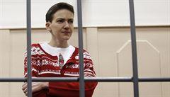 Savčenková: Vývar byl tučný, hladovky nechám, až dostanu lepší stravu