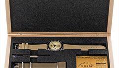 Prim k výročí konce války vyrobil hodinky Orlík Tobruk