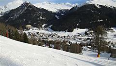 Davos: šest areálů pro šest dní lyžovačky a freeridu