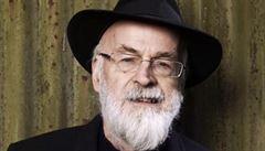 Autor fantasy Terry Pratchett míří do Prahy. Se čtenáři se ale nesetká