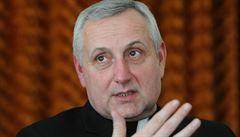 Papež jmenoval novým českobudějovickým biskupem Vlastimila Kročila