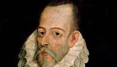 Ostatky nalezené v Madridu patří spisovateli Cervantesovi. Byl pohřben s manželkou