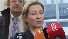 Naštvaná Pechsteinová: 'Uprchlíky německý stát chrání, ale sportovce ne'