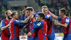 Plzeň vede ligu už o pět bodů, dohrávku se Slavií rozhodl Holenda