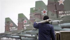 Na Krym míří ruské bombardéry schopné nést jaderné zbraně