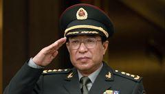Padlý čínský generál zemřel na rakovinu. Vilu měl prý plnou úplatků