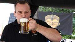 Doma pivo téměř nepiji, prozrazuje sládek Černého orla