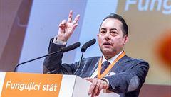 Snad nebude Babiš jako Berlusconi, řekl italský politik na sjezdu ČSSD