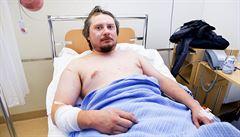 Lední medvěd napadl českého turistu na Špicberkách