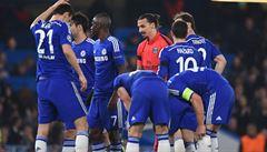 Chovají se jako děti, kritizoval fotbalisty Chelsea Ibrahimovic