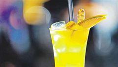 Mango a zázvor? Jarní tekutá bomba, říká barman z Alcronu