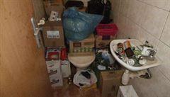Trus v dortech a jídlo na záchodě. Inspekce zavřela sedm podniků