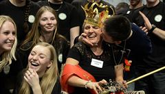 Rozdávala se cena Zlatý Ámos. Kdo je nejoblíbenější učitel v Česku?