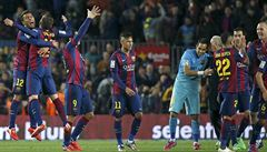El Clásico pro Barcelonu. Bitvu rivalů rozhodl ve druhé půli Suárez