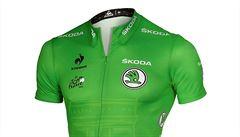 Škoda mění dres, na Tour de France povýšila z bílého na zelený