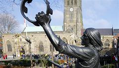 Král Richard III. se 530 let po smrti dočkal důstojného pohřbu