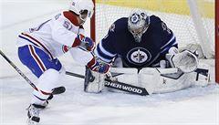 Pavelec vychytal v NHL šestou výhru v řadě, Krejčí dvakrát asistoval