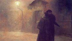 Aukce: Schikanederův obraz Na Kampě za 6 milionů, Brandl kupce nenašel