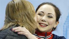 Krasobruslařka Tuktamyševová s přehledem ovládla i mistrovství světa