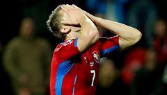 Místo formality průšvih. Fotbalisté byli proti Lotyšsku rádi za remízu