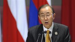 Sexuální násilí a OSN? Pachatelé jsou i ze Slovenska či Německa