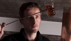Třetinková lahev dělá z piva poklad, ví sládek třebíčského Urbana