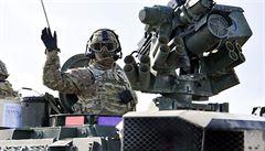 Potvrzeno, 250 amerických tanků a obrněnců zamíří do východní Evropy