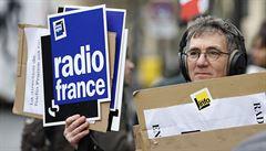 Snaha ukončit stávky ve francouzském rozhlase zkrachovala