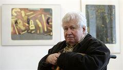 Výstava v Hollaru ukazuje grafickou tvorbu Jiřího Šalamouna