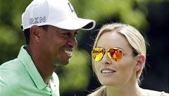 Nejznámějších sportovní pár už není spolu. Woods a Vonnová se rozešli