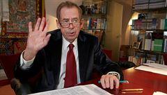 Doufám, že to voliči ČSSD spočítají, říká Havel