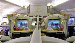 Luxus v oblacích: jak vypadá létající 'hotel'?