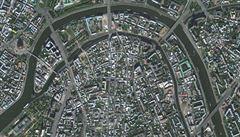 KVÍZ: Berlín, nebo Paříž? Poznáte města podle satelitních snímků?